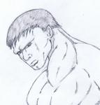 Hulk Ponders