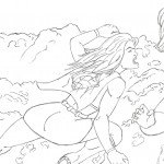 Supergirl vs Powergirl